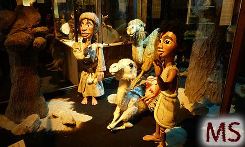 Multiple Sklerose Augsburger Puppenkiste